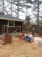 Atlanta Remodeling - Brick Work
