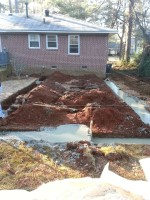 Atlanta Remodeling - Foundation Work